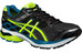 asics M's Gel-Pulse 7 G-TX Shoes Black/Flash Yellow/Mosaic Blue